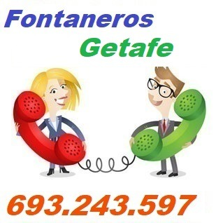 Telefono de la empresa fontaneros Getafe